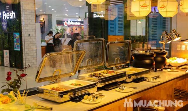 Buffet Lẩu Ăn Không Giới Hạn - Buffet BBQ & Hot Pot Hong Kong New - 8