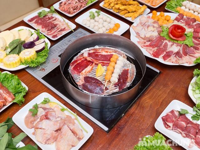 Buffet Lẩu Bò Mỹ thả ga và sét nướng hấp dẫn tại Nhà hàng Lẩu Hội Quán - 4