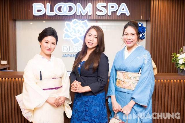 Bloom spa - Gói Trẻ hóa da toàn thân máy Collagen Nhật Bản Toàn Hệ Thống 04 Địa Điểm - 4