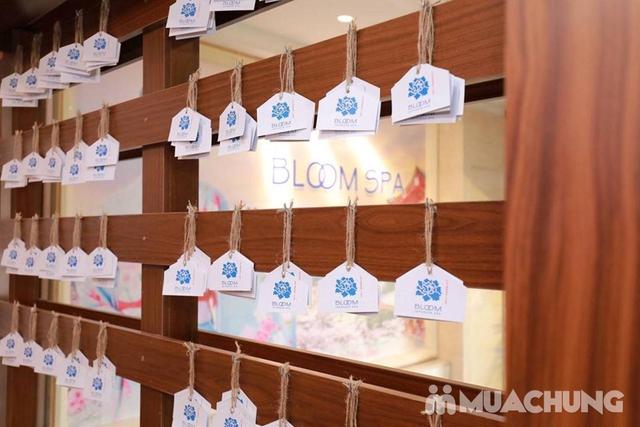 Bloom spa - Gói Trẻ hóa da toàn thân máy Collagen Nhật Bản Toàn Hệ Thống 04 Địa Điểm - 30