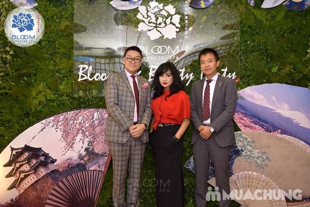 Bloom spa - Gói Trẻ hóa da toàn thân máy Collagen Nhật Bản Toàn Hệ Thống 04 Địa Điểm - 16