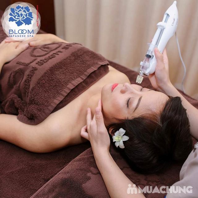 Bloom spa - Gói Trẻ hóa da toàn thân máy Collagen Nhật Bản Toàn Hệ Thống 04 Địa Điểm - 34