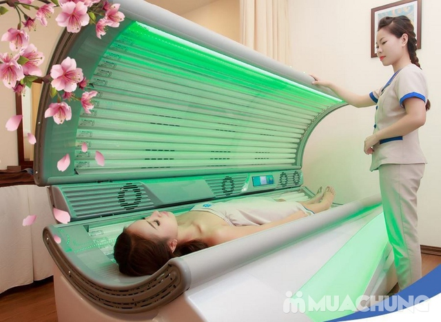 Bloom spa - Gói Trẻ hóa da toàn thân máy Collagen Nhật Bản Toàn Hệ Thống 04 Địa Điểm - 6