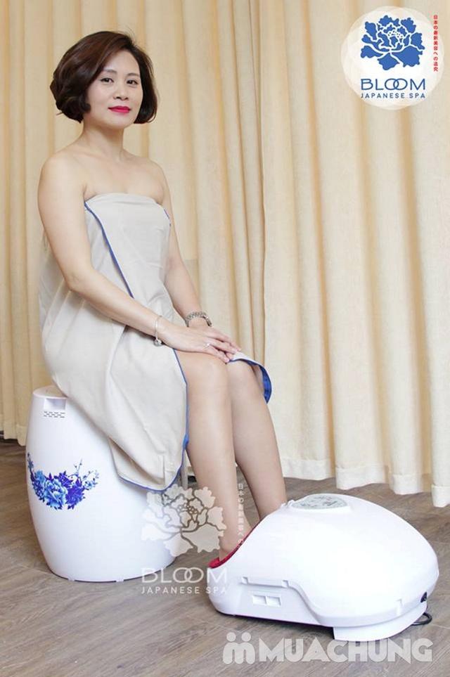 Bloom spa - Gói Trẻ hóa da toàn thân máy Collagen Nhật Bản Toàn Hệ Thống 04 Địa Điểm - 35