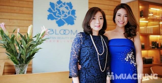 Bloom spa - Gói Trẻ hóa da toàn thân máy Collagen Nhật Bản Toàn Hệ Thống 04 Địa Điểm - 15