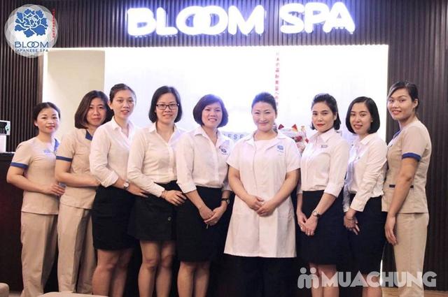 Bloom spa - Gói Trẻ hóa da toàn thân máy Collagen Nhật Bản Toàn Hệ Thống 04 Địa Điểm - 24