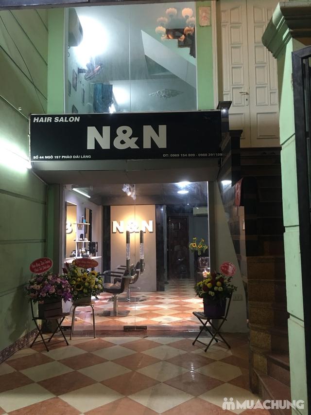 Trọn gói làm cao cấp, cam kết thuốc chính hãng tại N&N - 13