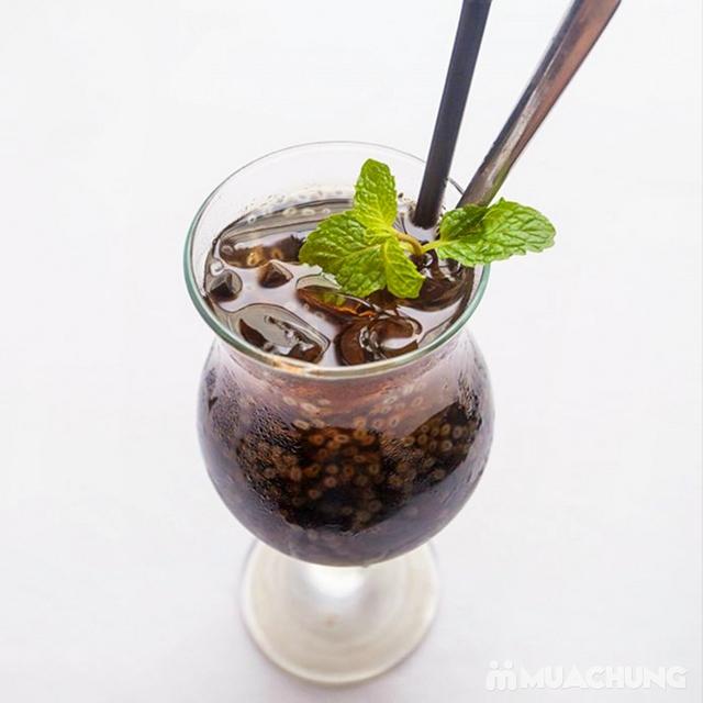 Thế Giới Mỳ Kiểu Mã Lai Đặc Biệt Kèm Đồ Uống Cho 01 Người Tại d'LIONS Restaurant - 9