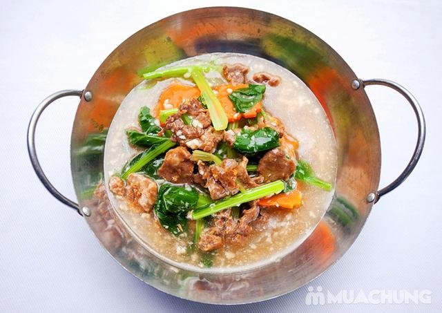 Thế Giới Mỳ Kiểu Mã Lai Đặc Biệt Kèm Đồ Uống Cho 01 Người Tại d'LIONS Restaurant - 4