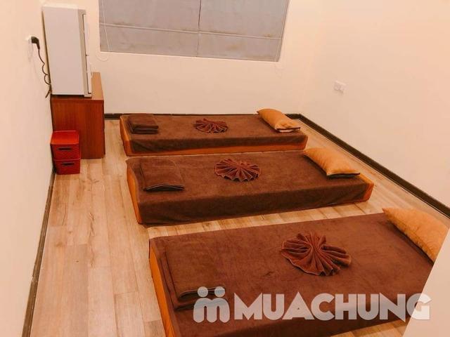 Massage body đá nóng + massage mặt cơ bản 90 phút - 9