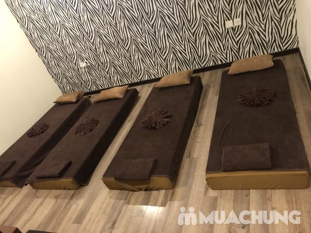 Massage body đá nóng + massage mặt cơ bản 90 phút - 8