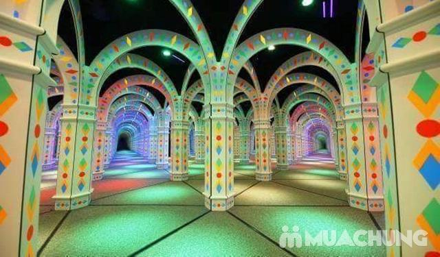 Thế Giới Giải Trí - Vé Khám Phá Mê Cung Mirror Maze - Royal City - 8