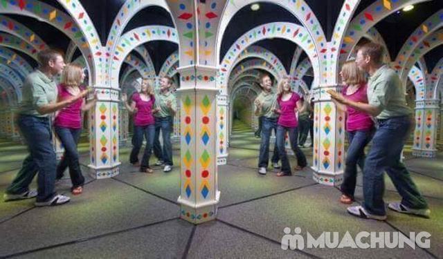 Thế Giới Giải Trí - Vé Khám Phá Mê Cung Mirror Maze - Royal City - 7