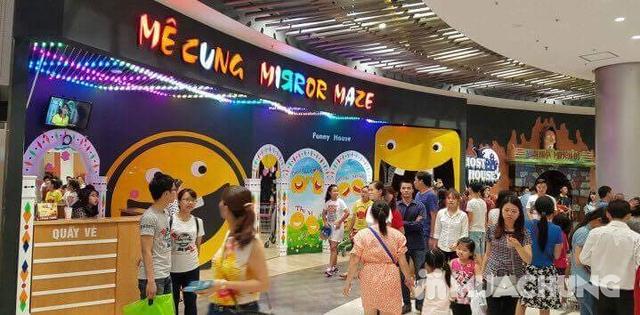 Thế Giới Giải Trí - Vé Khám Phá Mê Cung Mirror Maze - Royal City - 2