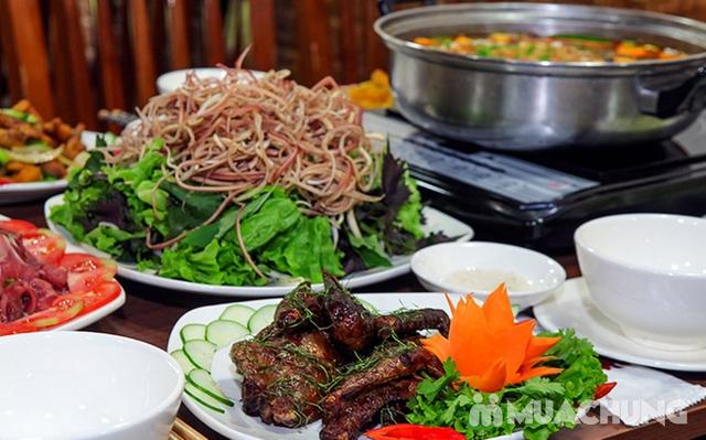 Combo Riêu Cua Bắp Bò, Chim quay, Chân gà chiên mắm cho 4-6 người tại Nhà hàng Hội Quán - 19