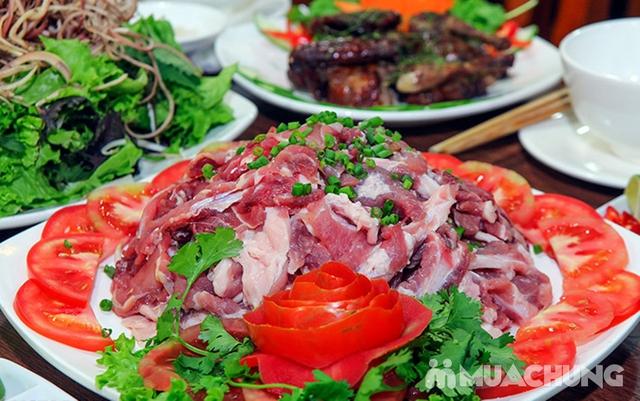 Combo Riêu Cua Bắp Bò, Chim quay, Chân gà chiên mắm cho 4-6 người tại Nhà hàng Hội Quán - 13