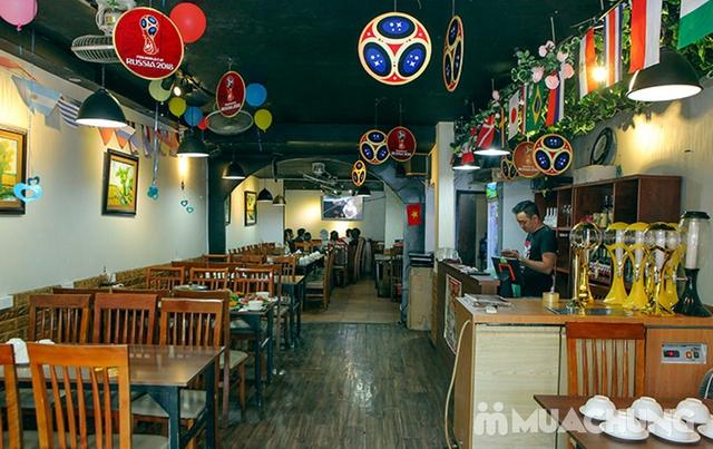 Combo Riêu Cua Bắp Bò, Chim quay, Chân gà chiên mắm cho 4-6 người tại Nhà hàng Hội Quán - 20