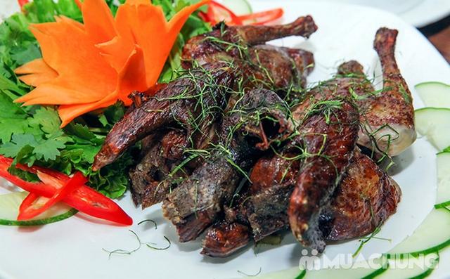 Combo Riêu Cua Bắp Bò, Chim quay, Chân gà chiên mắm cho 4-6 người tại Nhà hàng Hội Quán - 16