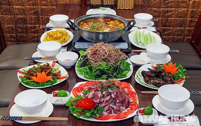 Combo Riêu Cua Bắp Bò, Chim quay, Chân gà chiên mắm cho 4-6 người tại Nhà hàng Hội Quán - 10