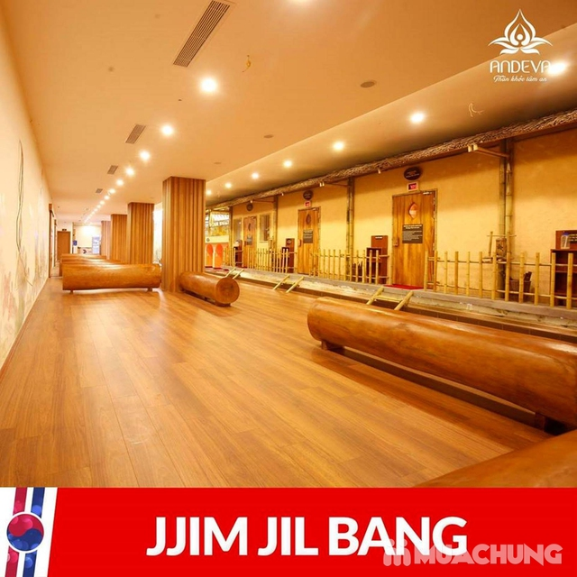 Spa nghỉ dưỡng gia đình Jjim Jil Bang Hàn Quốc 5* - 5
