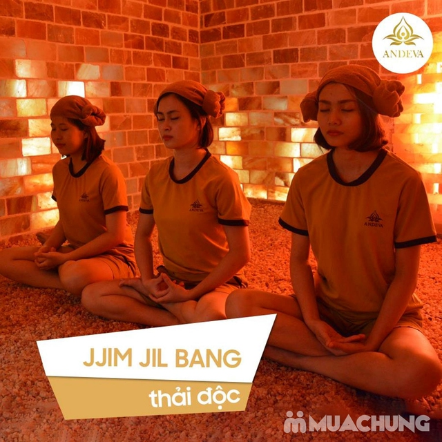 Spa nghỉ dưỡng gia đình Jjim Jil Bang Hàn Quốc 5* - 11