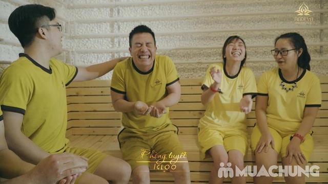 Spa nghỉ dưỡng gia đình Jjim Jil Bang Hàn Quốc 5* - 28