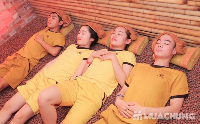 Spa nghỉ dưỡng gia đình Jjim Jil Bang Hàn Quốc 5* - 18