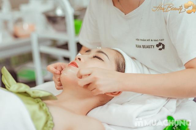 Điều trị mụn chuyên sâu Medic Plus - Giá cực HOT Viện thẩm mỹ và đào tạo Han Beauty - 4