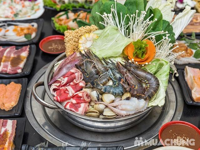 Buffet Nướng Lẩu Giá Cực Shock Tại NH Kochi BBQ – 317 Trần Đại Nghĩa - 23