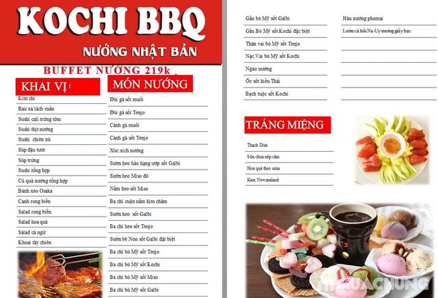 Buffet Nướng Giá Cực Shock Tại NH Kochi BBQ – 317 Trần Đại Nghĩa - 3