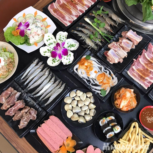 Buffet Nướng Giá Cực Shock Tại NH Kochi BBQ – 317 Trần Đại Nghĩa - 2