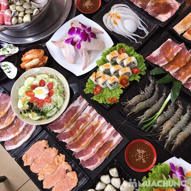 Buffet Nướng Lẩu Giá Cực Shock Tại NH Kochi BBQ – 317 Trần Đại Nghĩa - 24