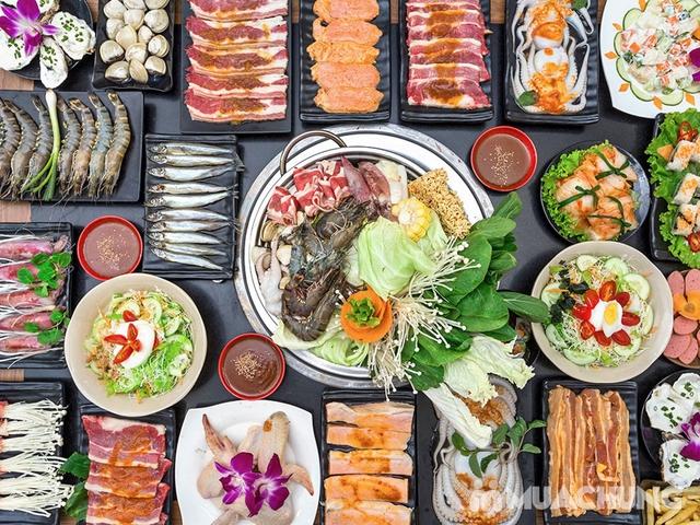 Buffet Nướng Lẩu Giá Cực Shock Tại NH Kochi BBQ – 317 Trần Đại Nghĩa - 22