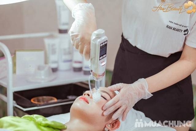 Vi kim Công nghệ Baby Smooth Peeling cao cấp Viện thẩm mỹ và đào tạo Han Beauty - 6