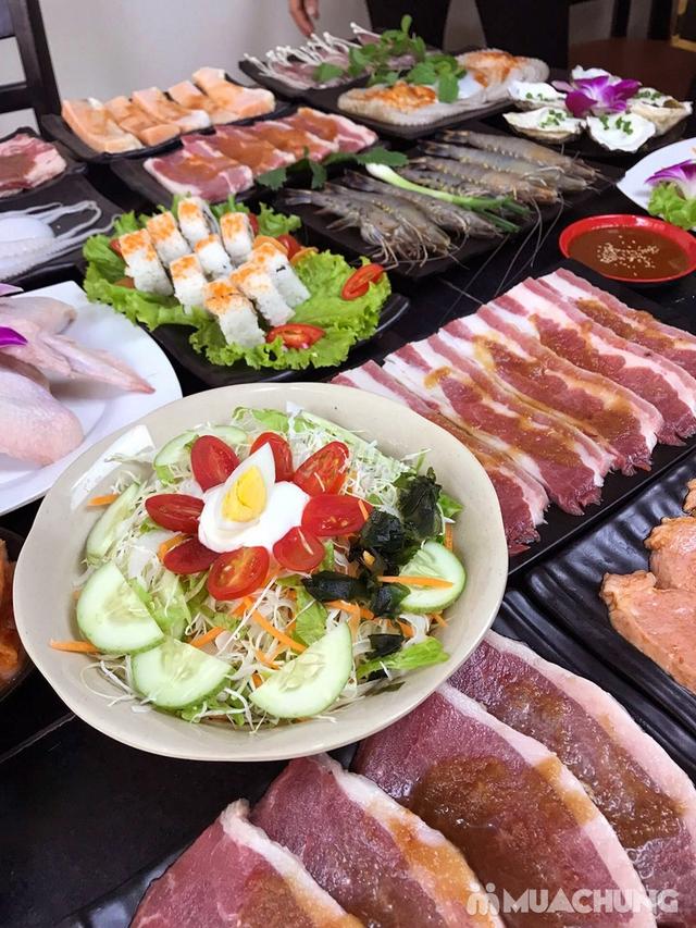 Buffet Nướng Lẩu Giá Cực Shock Tại NH Kochi BBQ – 317 Trần Đại Nghĩa - 32