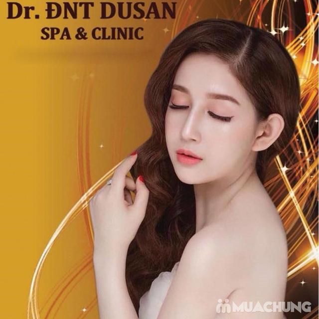 Xông hơi, tắm trắng da cám gạo thuốc bắc tại Dr. ĐNT DUSAN Spa & Clinic - 2