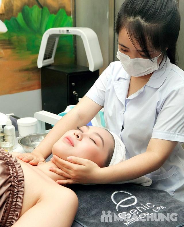 Cấy Tế Bào Gốc Sống Trẻ Hóa, Tăng Sinh Collagen Tại Genic Medical Spa - 14