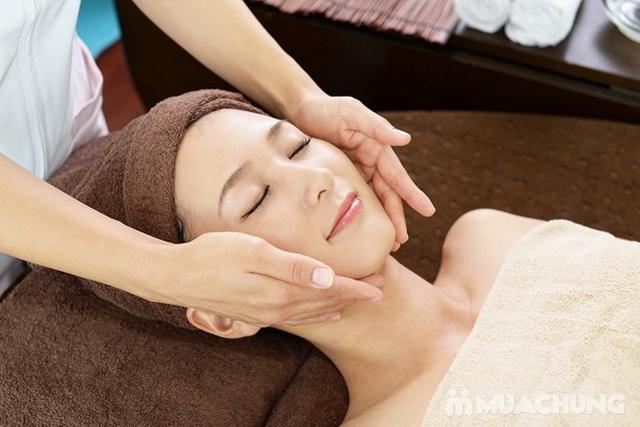 Massage Mặt Trị Liệu Với Collagen Và Đá Nóng Tại Genic Medical Spa - 5