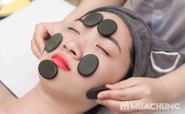 Massage Mặt Trị Liệu Với Collagen Và Đá Nóng Tại Genic Medical Spa - 9