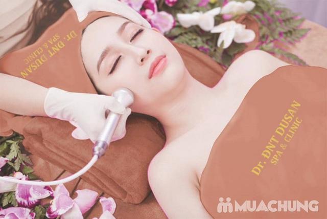 Xông hơi thảo dược, xông khô đá muối & massage body đá nóng thư giãn 90' Dr. ĐNT DUSAN Spa & Clinic - 17