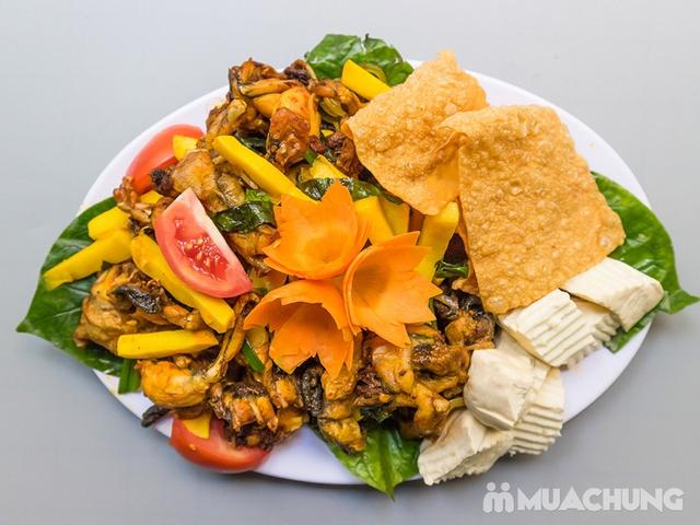 Combo Lẩu Ếch Măng Cay siêu đầy đặn cho 2-3 người Tại Nhà hàng Hồng Kỳ - 8
