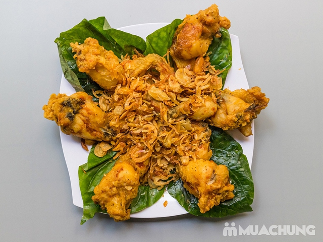 Combo Lẩu Ếch Măng Cay siêu đầy đặn cho 2-3 người Tại Nhà hàng Hồng Kỳ - 10