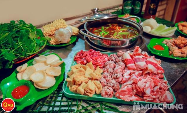 Set Lẩu Cua Đồng, chân gà chiên mắm ngon tuyệt hảo tại Quán Anh Béo Lý Thường Kiệt - 10
