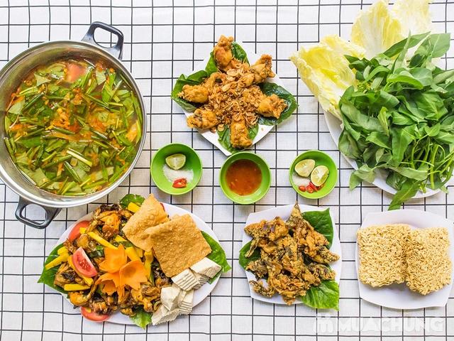 Combo Lẩu Ếch Măng Cay siêu đầy đặn cho 2-3 người Tại Nhà hàng Hồng Kỳ - 6