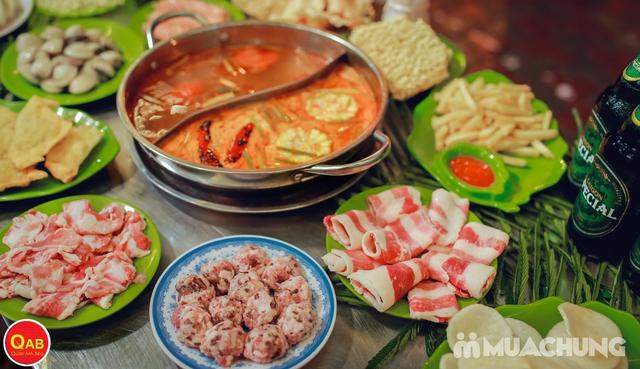 HOT - Siêu giảm giá ăn no say Buffet lẩu 79k Quán Anh Béo - 7