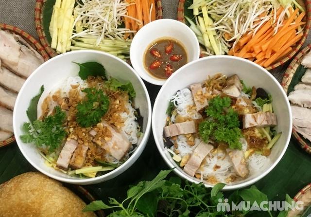 Set Bánh tráng cuốn thịt heo + Gà bó xôi + Bún nêm tại Nhà hàng Tam Kỳ Quán - Lý Thái Tổ - 10