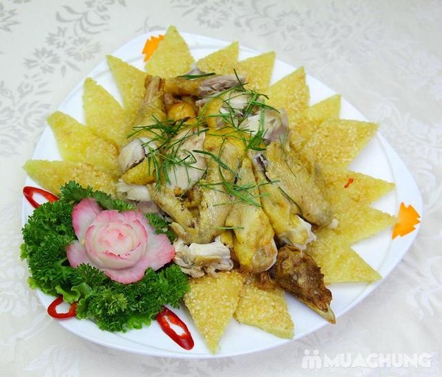 Set Bánh tráng cuốn thịt heo + Gà bó xôi + Bún nêm tại Nhà hàng Tam Kỳ Quán - Lý Thái Tổ - 15