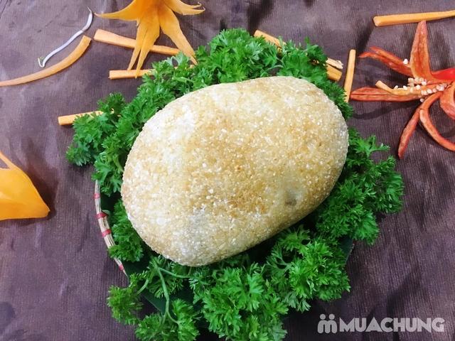 Set Bánh tráng cuốn thịt heo + Gà bó xôi + Bún nêm tại Nhà hàng Tam Kỳ Quán - Lý Thái Tổ - 12