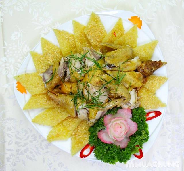 Set Bánh tráng cuốn thịt heo + Gà bó xôi + Bún nêm tại Nhà hàng Tam Kỳ Quán - Lý Thái Tổ - 16