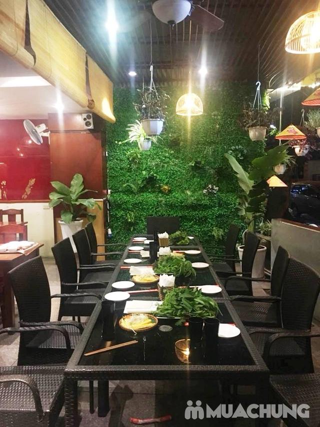 Set Bánh tráng cuốn thịt heo + Gà bó xôi + Bún nêm tại Nhà hàng Tam Kỳ Quán - Lý Thái Tổ - 23